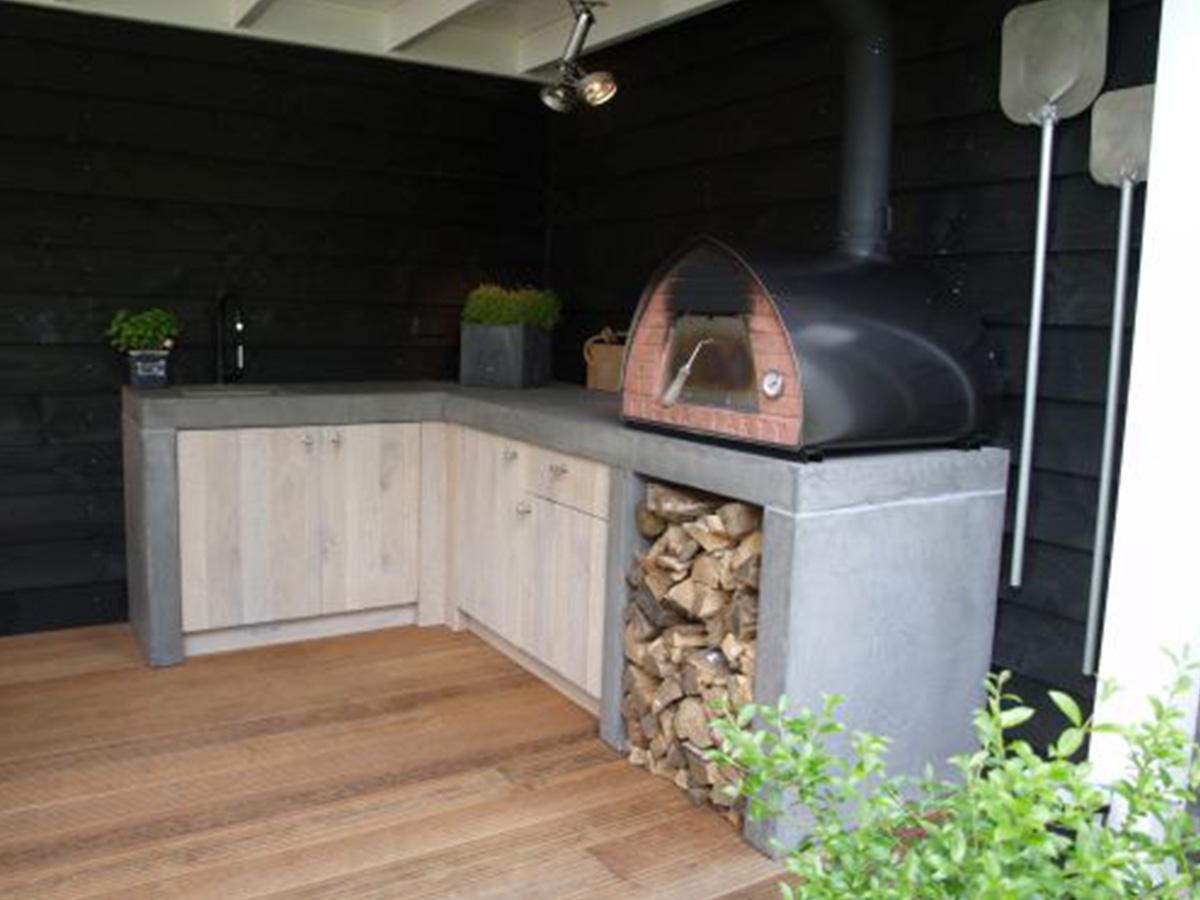 Beton Keuken Stoere : Keuken steigerhout beton stunning keuken beton look op maat